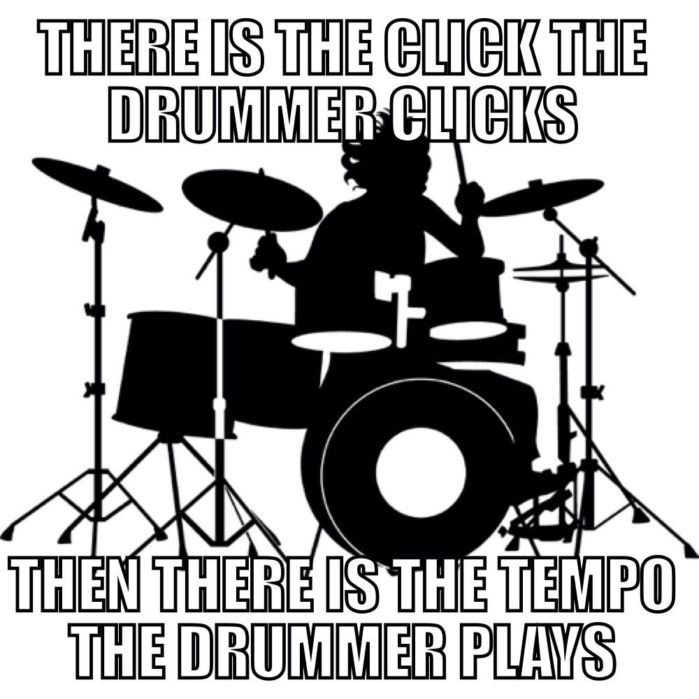 Click Track For Drummers