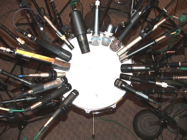 How To Mic Snare Drum