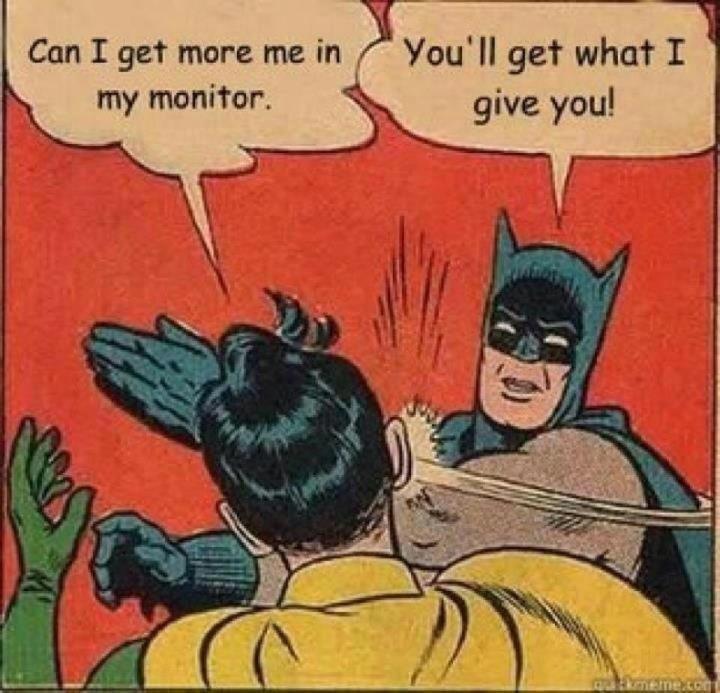 More Me Batman