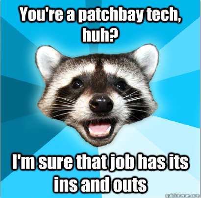 Patch Bay Ins Outs