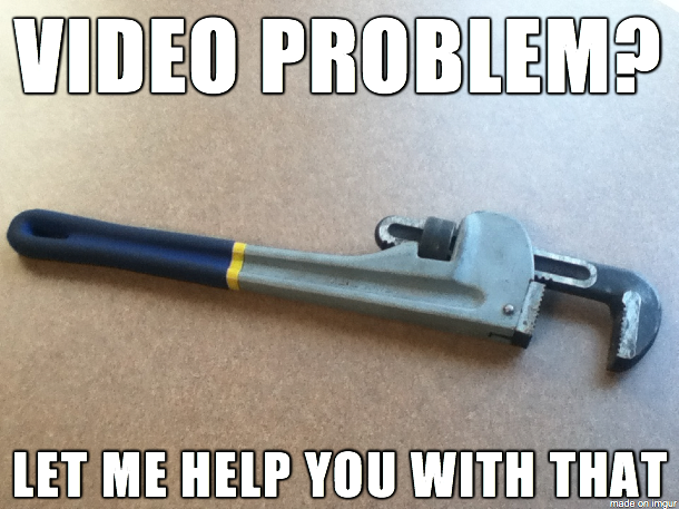 Silly Video Crew Issues