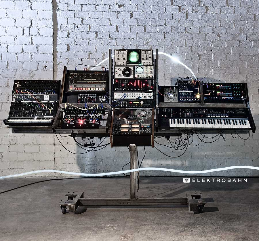 Killer Live Music Synth Rig