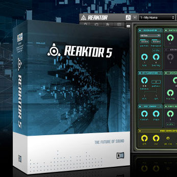 Native Instruments Reaktor 5 Synth only $99 [EXPIRED]