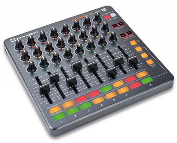 Novation Launch Control MIDI Controller Photo