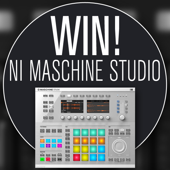 Win a Native Instruments Maschine, DJ Headphones, and a Point Blank Music Course ($2,400 Value) [EXPIRED]