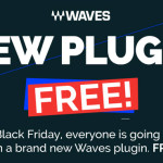 Waves Audio Free Plugin for Black Friday!