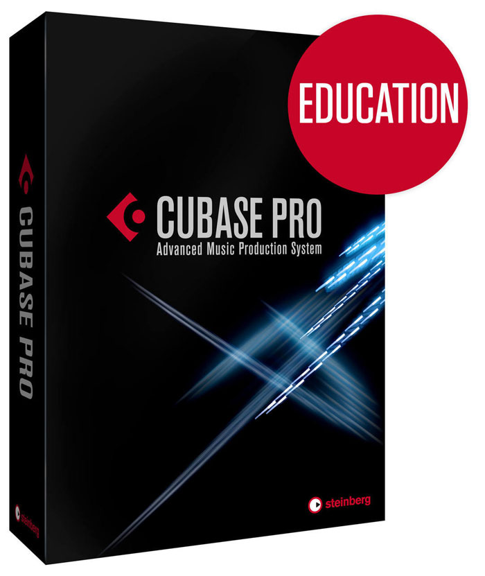 Cubase 9 Pro Audio Engineering Softare DAW