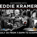 An Evening with Legendary Producer Eddie Kramer [ENDED]