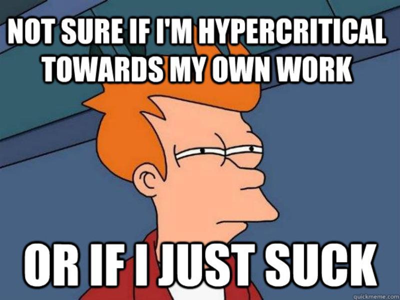 Hypercritical Suck