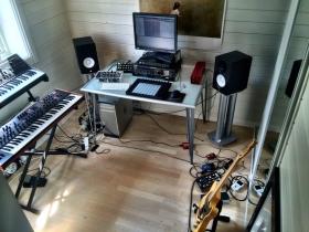 Nice Home Recording Studio Photo 8540