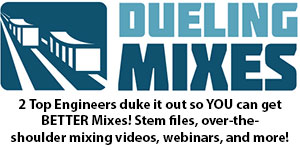 Dueling Mixes Pro Mix Training