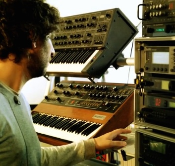 Music Producer Matthew Jonson On Synthesizer Music Production