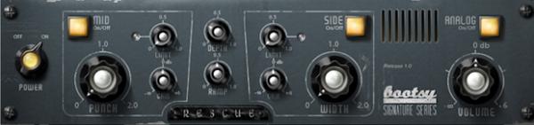 Variety of Sound Audio Plugin Rescue Control Panel Image