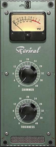 Get Slate Digital's Revival Plugin FREE – Includes VMR Virtual Mix Rack Chassis