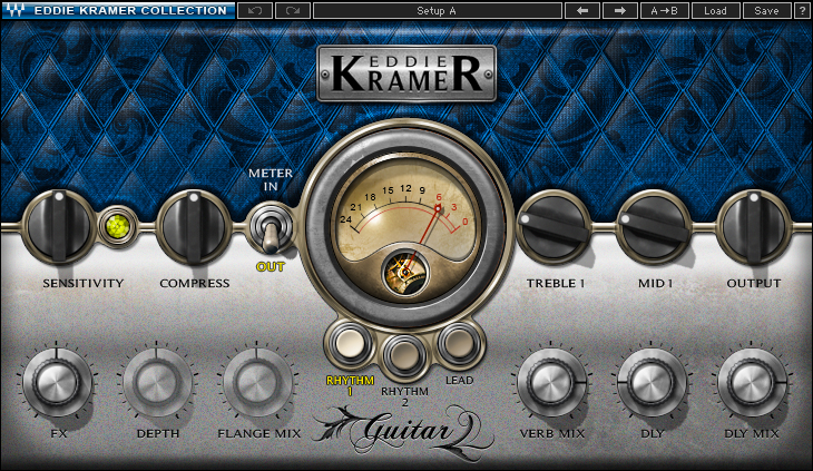 Catch Everything Audio & Get Waves Eddie Kramer Guitars Plugin Free [EXPIRED]