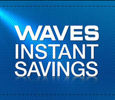 10% Off at Waves Audio