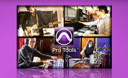 Avid Pro Tools 12 Cloud Collaboration Musician Photo
