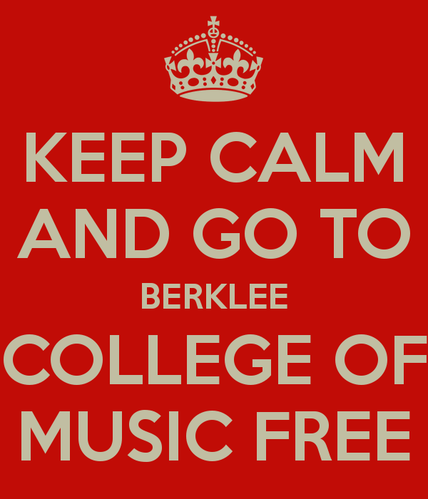 Attend Berklee College Of Music Free