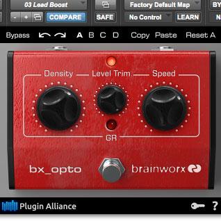 Get Brainworx BX_OCTO Optical Compressor FREE [EXPIRED]