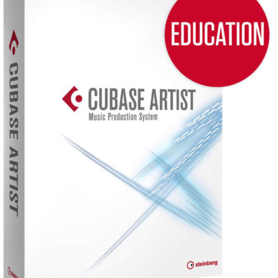 Cubase 9 Artist Audio Engineering Softare DAW