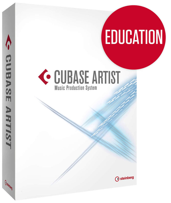 Cubase 9 Artist Audio Engineering Softare DAW
