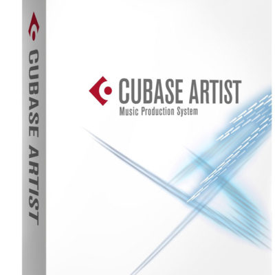 Cubase Artist Audio Engineering Softare DAW
