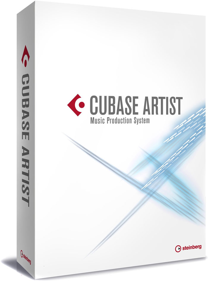Cubase Artist Audio Engineering Softare DAW