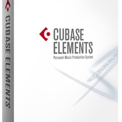 Cubase Elements Audio Engineering Softare DAW