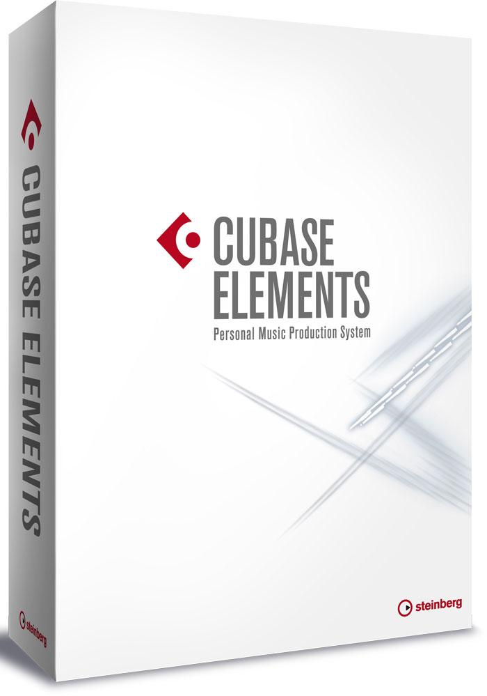 Cubase Elements Audio Engineering Softare DAW