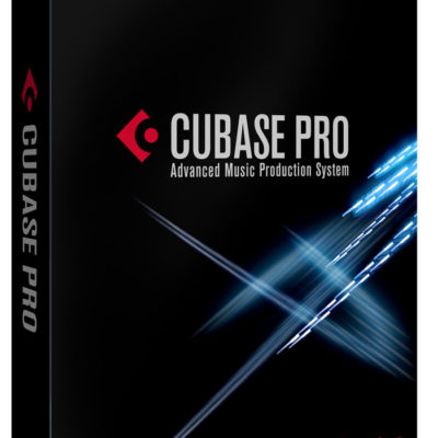 Cubase 9 Pro Audio Engineering Softare DAW