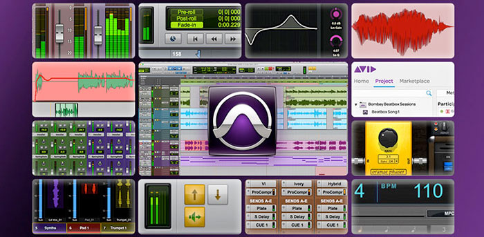 Avid Pro Tools 12 Live Q&A Webinar Photo