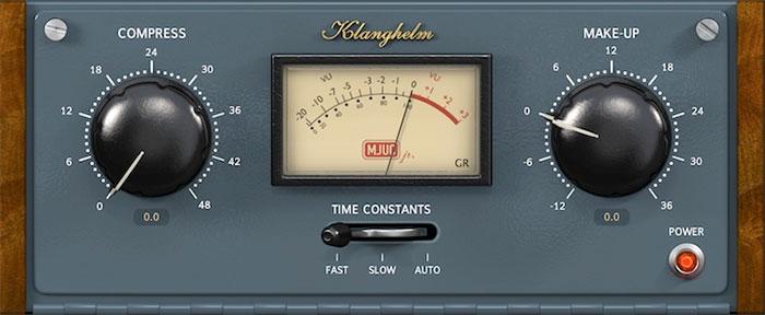 Variable Tube Compressor Plugin By Klanghelm FREE!