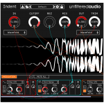 Get Unfiltered Audio's Indent Saturator Free