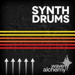 Wave Alchemy Vintage Synth Drums Only $1