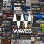 Waves Mercury Bundle $1999 Cyber Monday 2018
